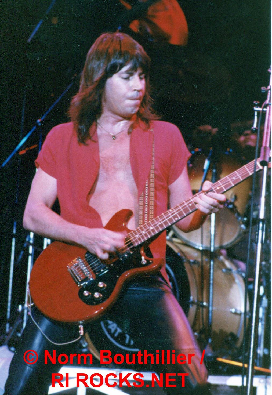 Aerosmith 1982 11 09